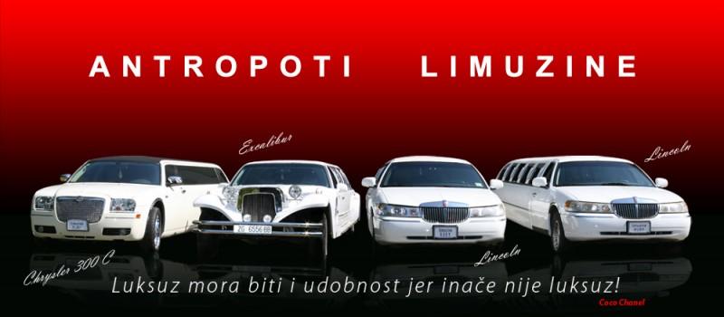 ANTROPOTI prijevoz-lux-limuzinom