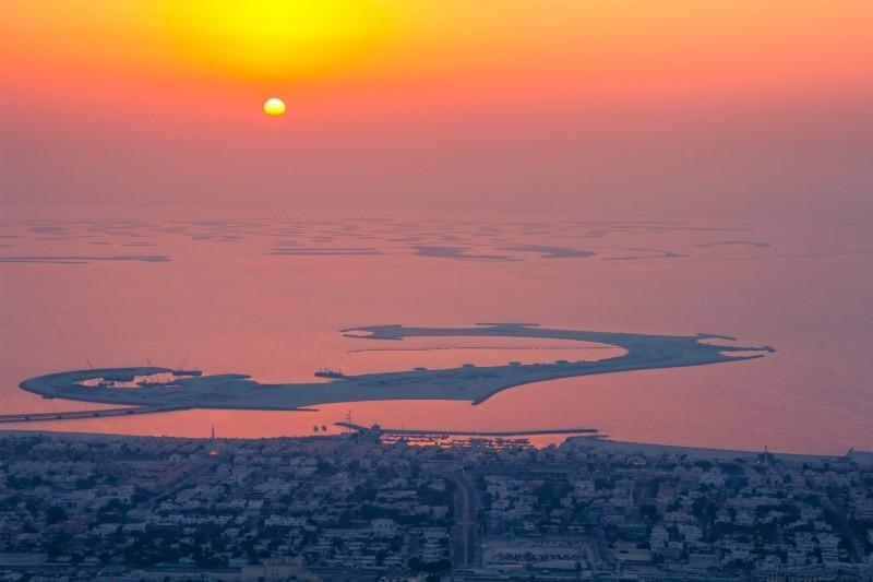dubai-burj-khalifa-emirates-ocean-landscape